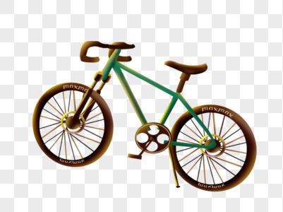 自行车素材图片