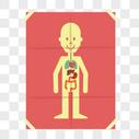人体海报图片