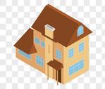 矢量房子图片