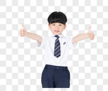 活泼可爱帅气的男生儿童形象图片