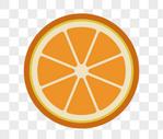 橙子片图片
