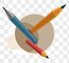 笔筒里的铅笔图片