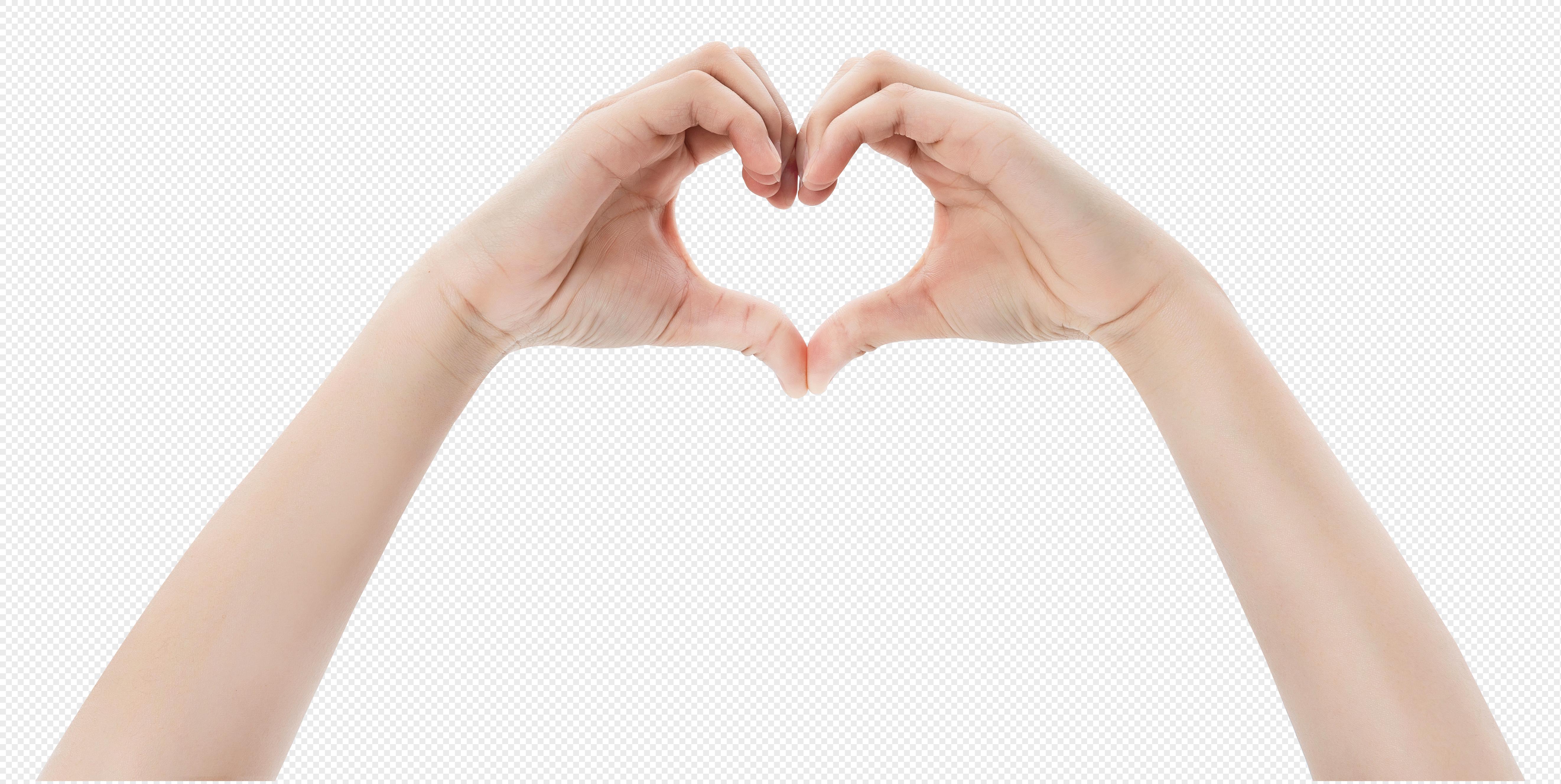 图片比心大全表情图片爱心包手势信双手表情微大全图片