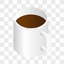 装着咖啡的杯子图片