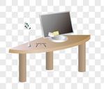 办公桌400215396图片