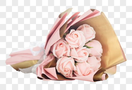 一支玫瑰花矢量