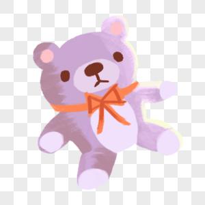 小熊玩偶图片