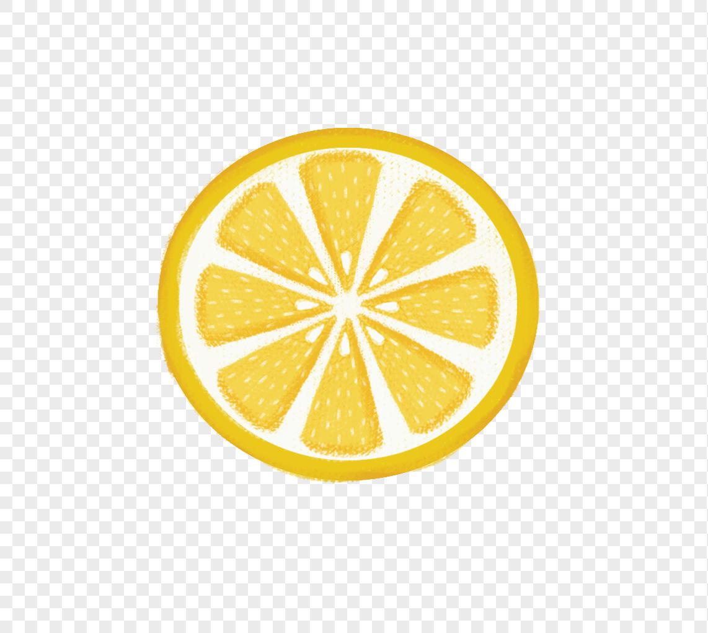 图片 素材 手绘/卡通元素 柠檬.