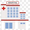 医院大楼图片