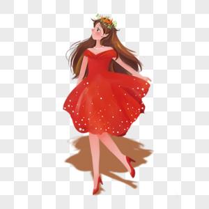 小公主图片