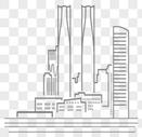 建筑线条图片