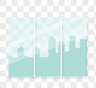 扁平建筑风图片