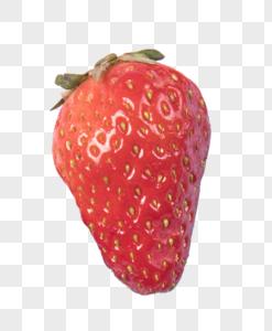 产品实物草莓元素图片