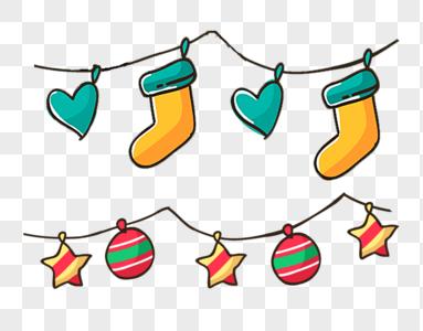 圣诞节装饰图片