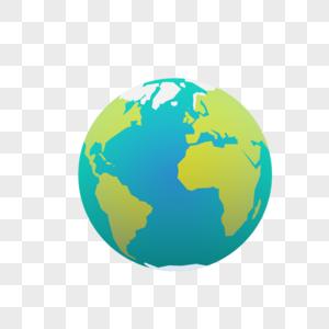 gif动图手绘地球
