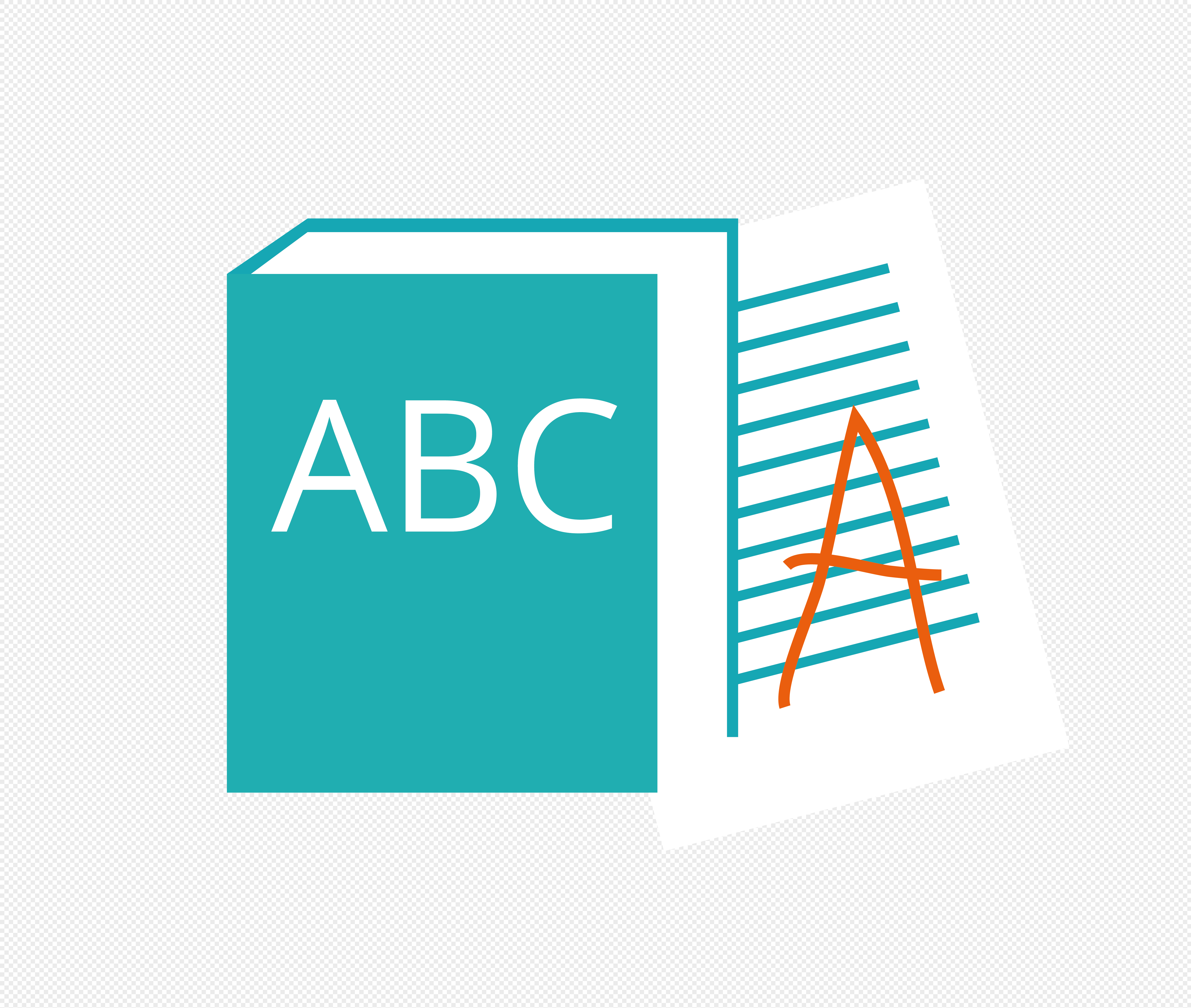 图片 素材 矢量元素 英语词典.
