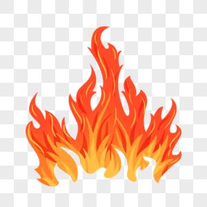火热的火焰图片