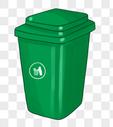 垃圾桶400236998图片