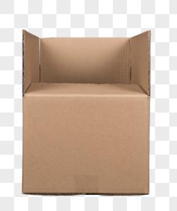 产品瓦楞纸包装箱免抠图元素图片