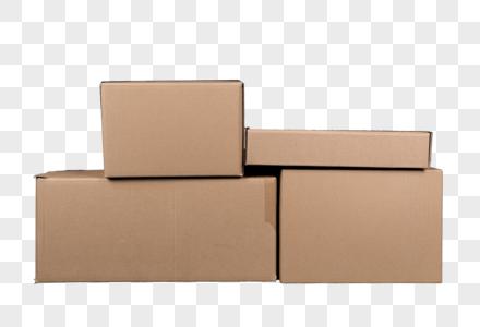 包装箱元素图片