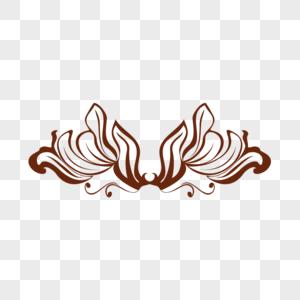 蒙古包花纹