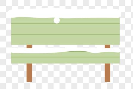公园凳子图片