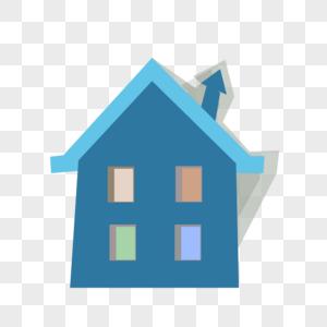 房子建筑图标图片