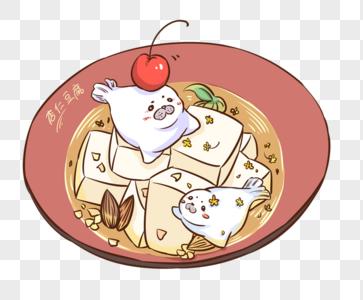 美食豆腐图片
