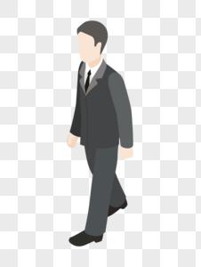 商务男人图片