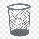 垃圾桶400252147图片