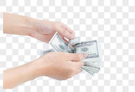 数钱图片图片