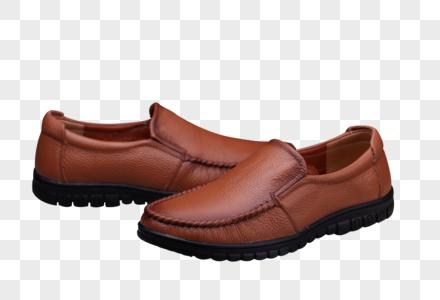 男士皮鞋图片