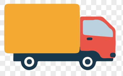 运货的卡车图片