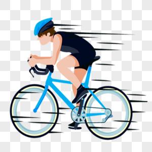 山地自行车比赛图片