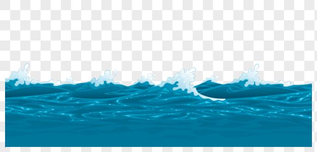 大海海浪图片