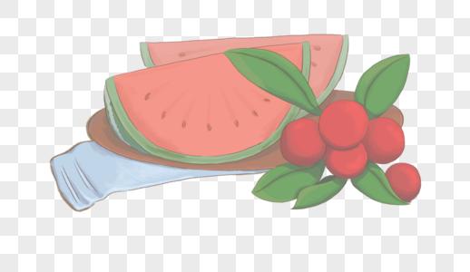 水果组合图片