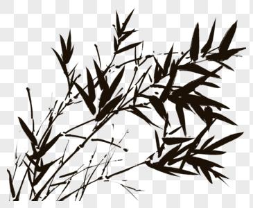 中国风竹子图片