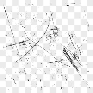 黑白划痕图片