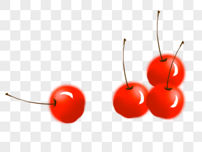 红樱桃图片