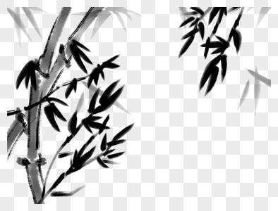 中国风竹子背景图片