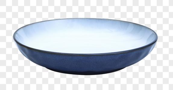 碗和盘子简笔画
