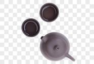 水壶茶壶摆拍图片