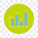 矢量商务数据图标图片
