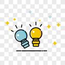 灯泡mbe图标图片