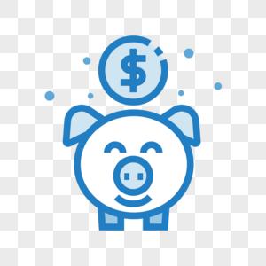原创金融图标图片