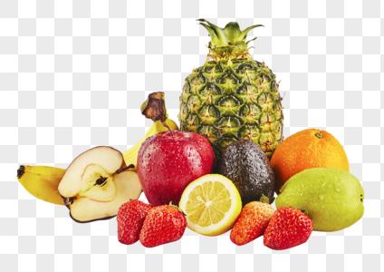 丰富的水果图片