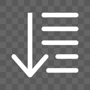 箭头线性图标图片