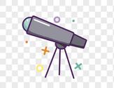 矢量望远镜图片
