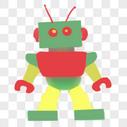 高科技机器人图片