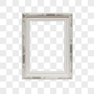立体淡雅相框图片